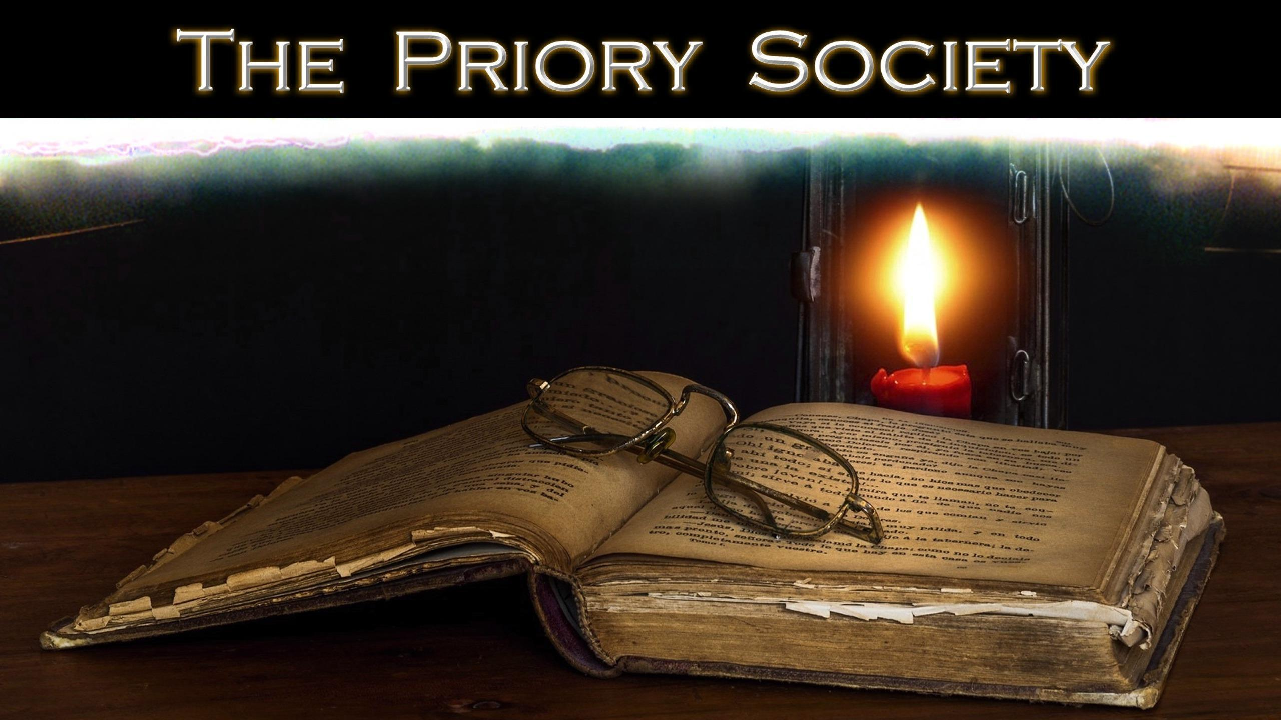 Priory Society Perverted Dictionary