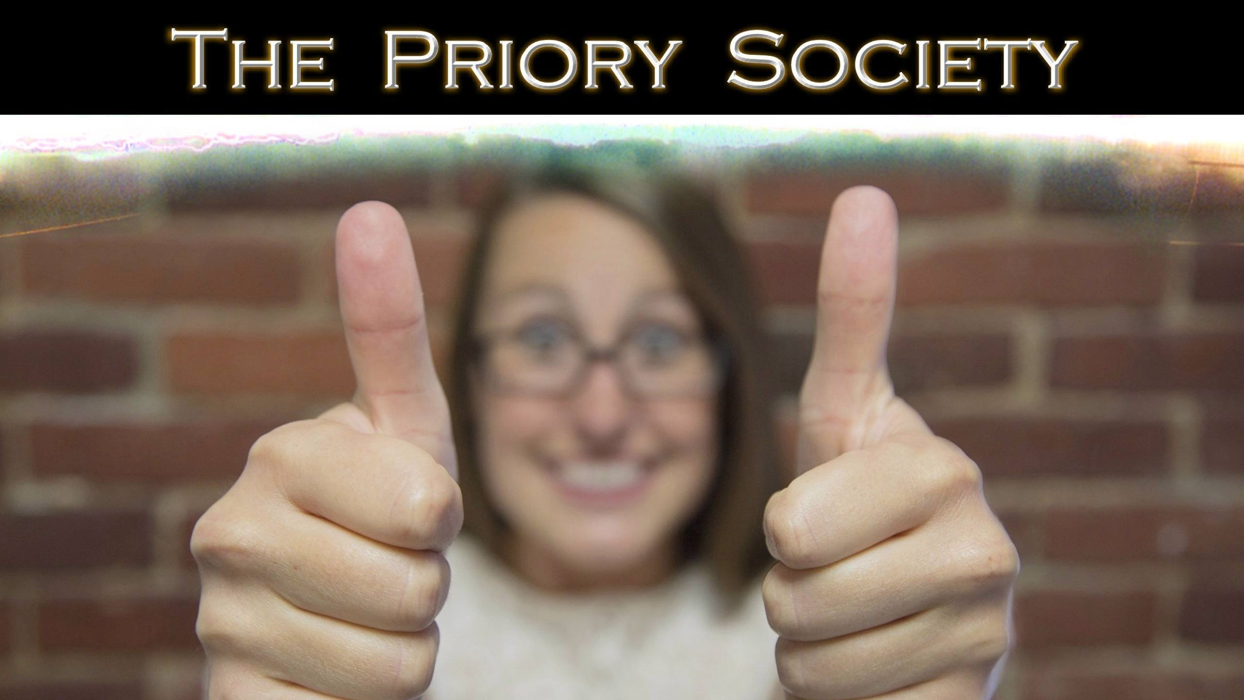 Priory Society Great Testimonials