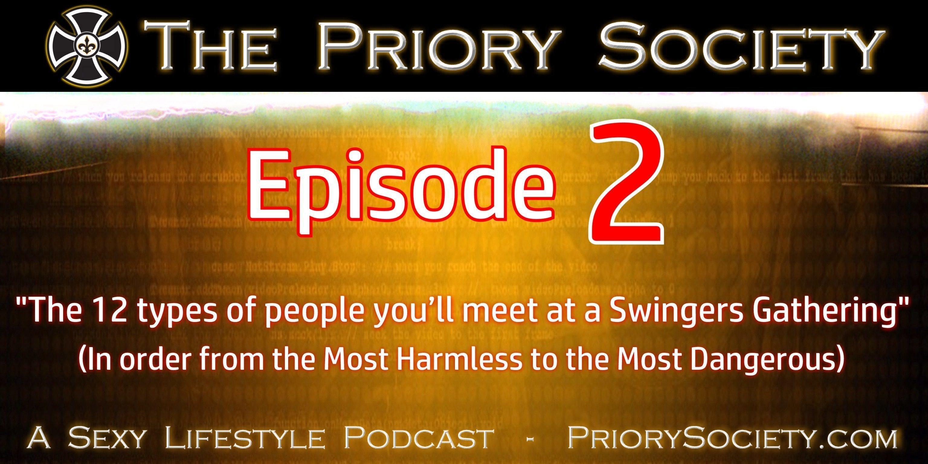types of swingers