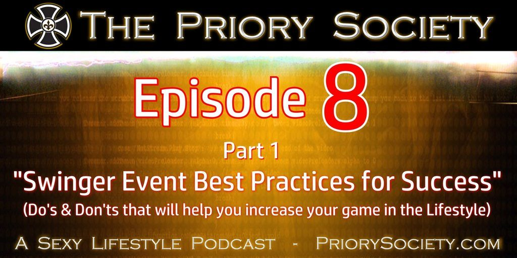 Swinger Podcast the Priory Society