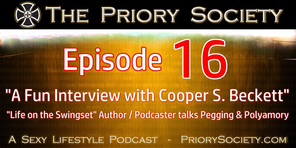 Cooper Beckett Interview with the Priory Society