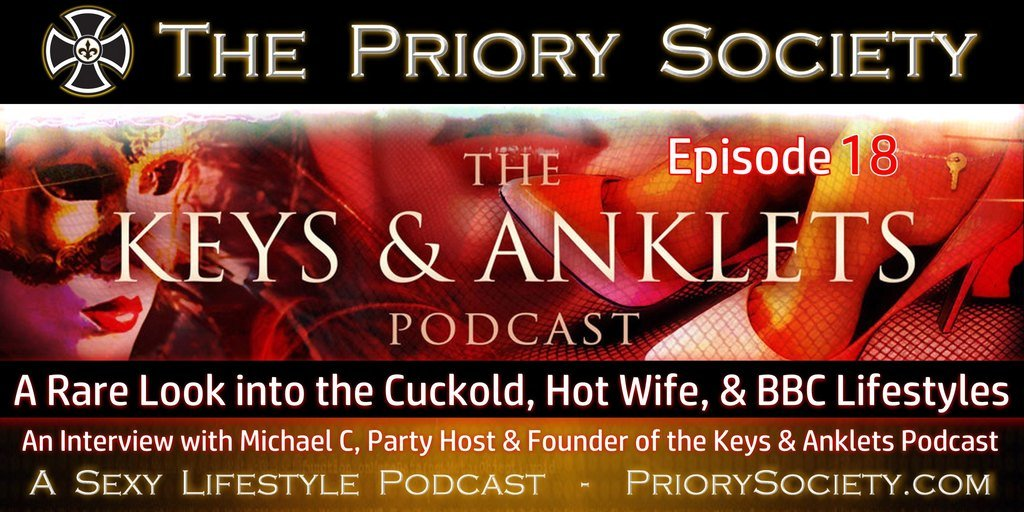 Learn about being a Cuckold with the Priory Society Podcast