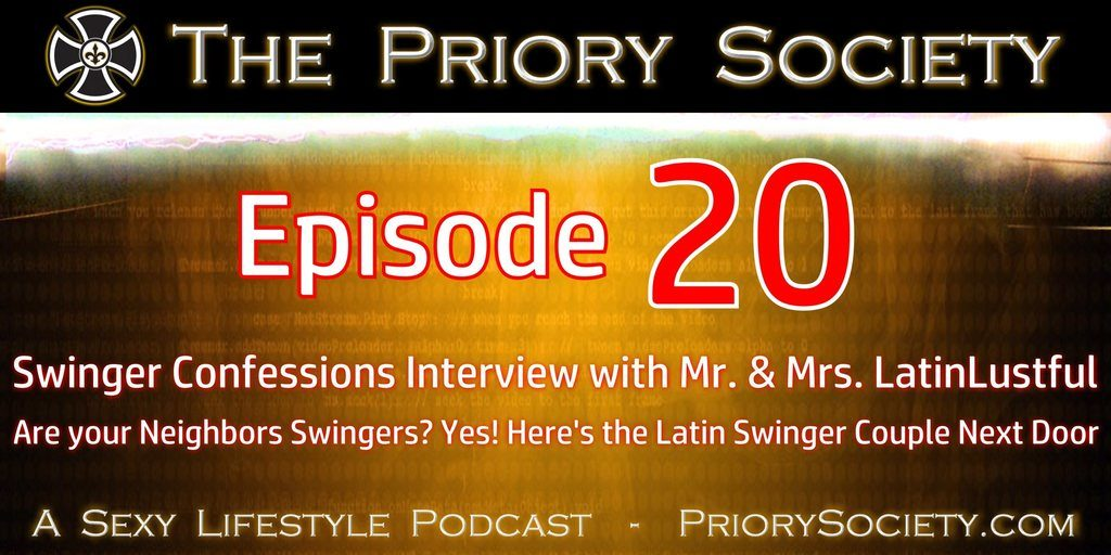 Are you neighbors swingers? Probably Listen to this swinger podcast