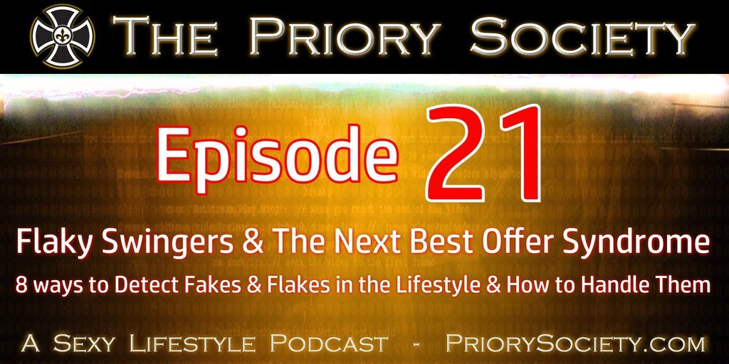 Learn how to identify flaky swingers in the lifestyle