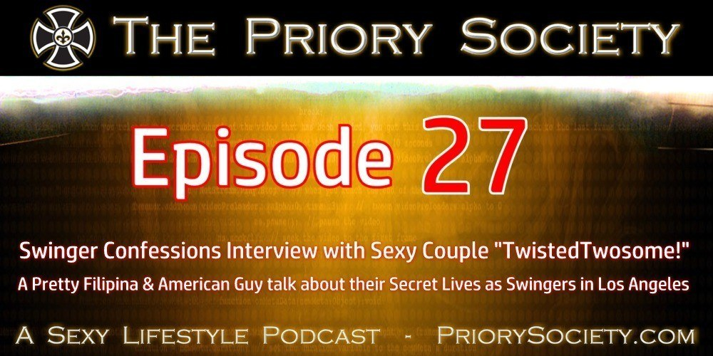 Confessions from the Swingers Next Door podcast interview