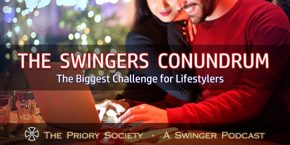 The Lifestyle Conundrum is a challenge for swingers
